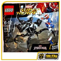 LEGO 30448 SUPER HEROES SPIDER MAN VS VENOM